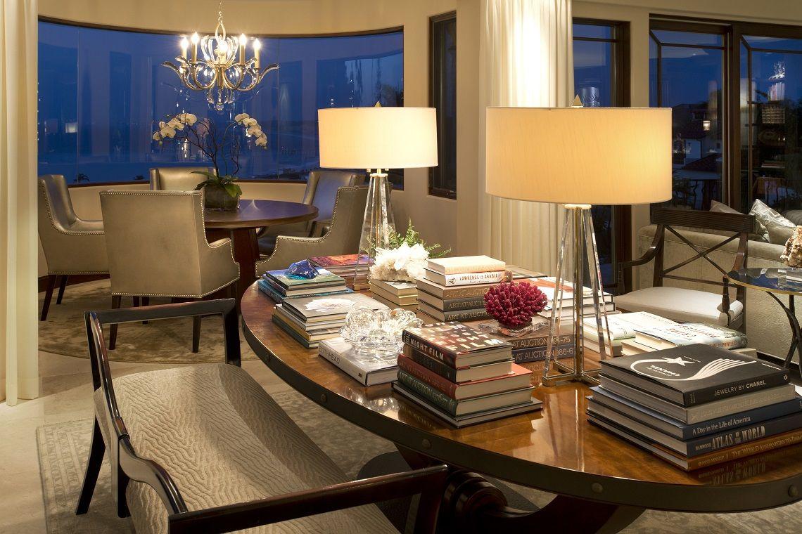 La Jolla Luxury Home Family Room Robeson Design Family Room