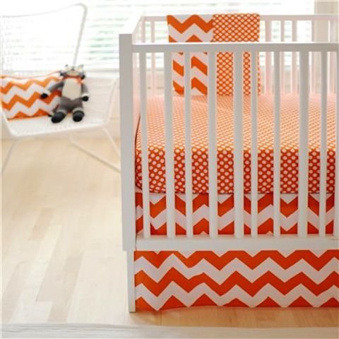Assembling the crib? Yawn. Picking the bedding? Yay! It sets the stage for your entire nursery, so shop around. We get you started.