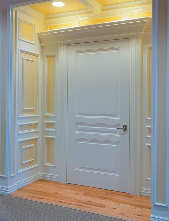 TruStile Door Company Is Offering A No Formaldehyde MDF Option For Its Doors  For Builders