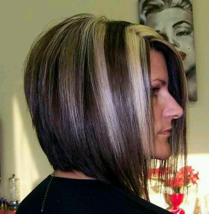 Pictures Of Bob Haircuts Back View Hair Pinterest Haircuts