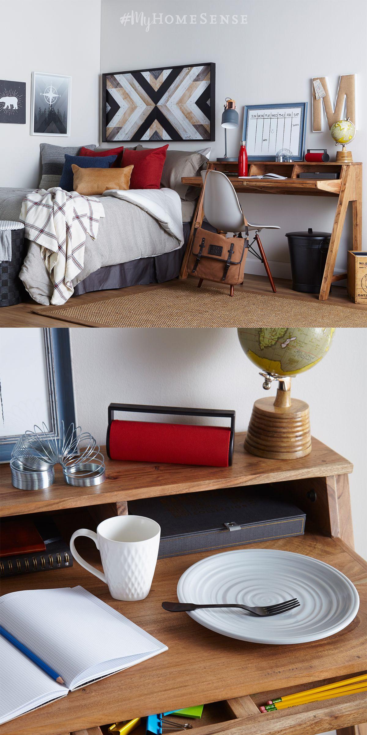 The Collegiate Cool Lookbook Dorm Room Styles Dorm Room Decor Dorm Room Essentials