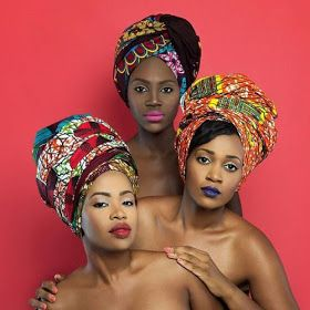 Latest Ankara Headwrap Style 2018 That Will Blow Your Mind #headwrapstyles