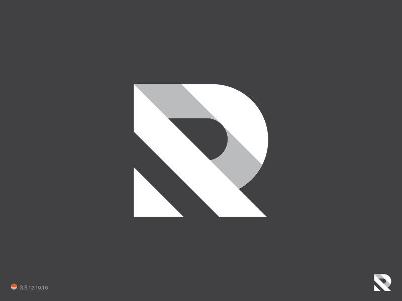R Simpler Logos Logo Ideas And Icons