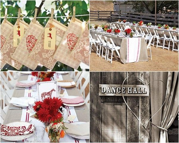 Cheap Western Wedding Decorations