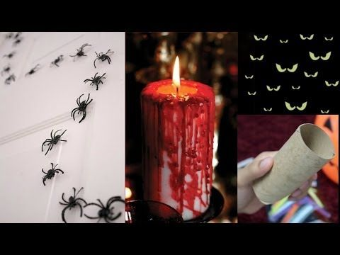 If you don\u0027t want to break the bank this Halloween, this video is - cheap halloween decor ideas
