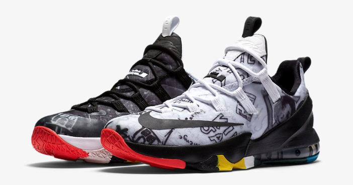 Look Out For The Nike LeBron 13 Low Graffiti | Pinterest | Zapatos ...