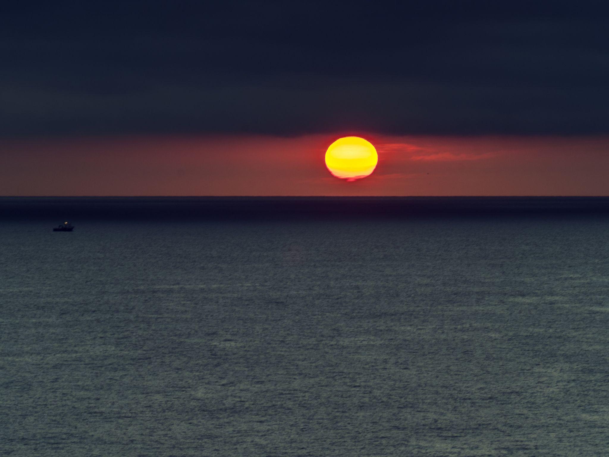 Amanecer Costa De Llanes Celestial Celestial Bodies Sunset