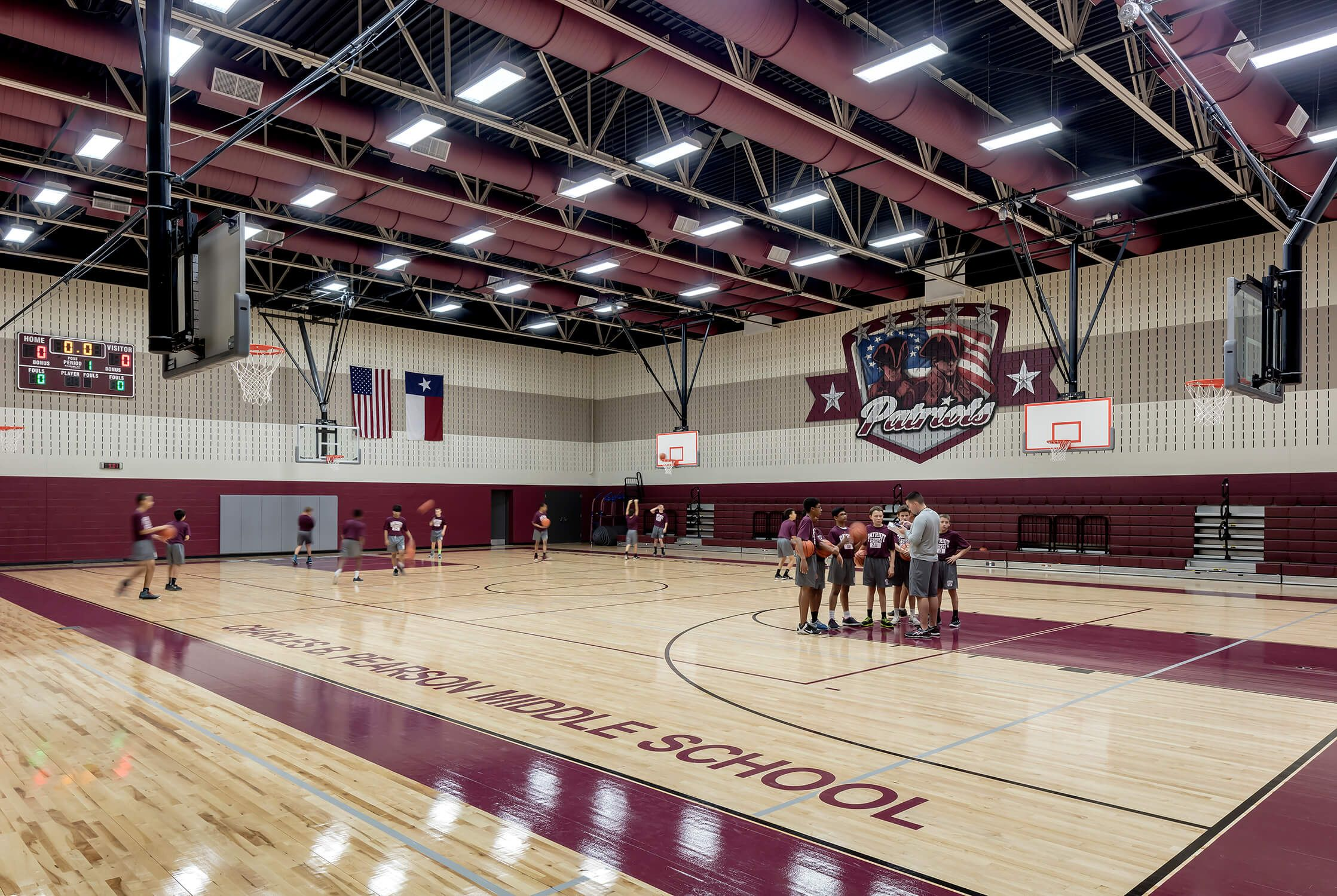 High School Basketball Court Google Search High School Basketball Basketball Bracket Basketball Court