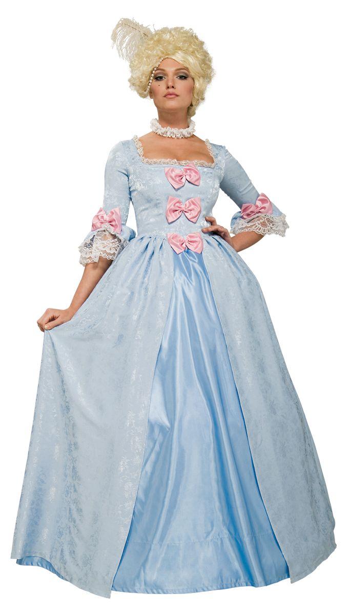 Leg Avenue Deluxe Marie Antoinette Costume