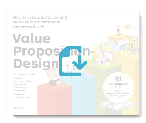 Strategyzer  Value Proposition Design Book  Tools