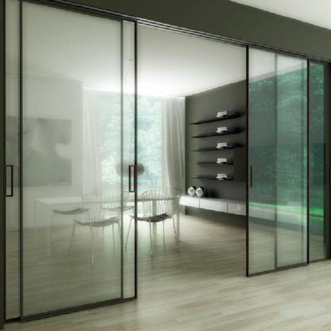 Glas Schuifdeur Binnen.Glazen Schuifdeur Binnen Google Zoeken Furniture Pinterest