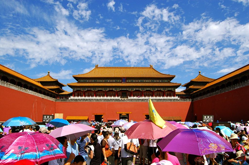 Friday Finds MustSee Beijing Sights Been To Most Of These - 10 must see attractions in beijing
