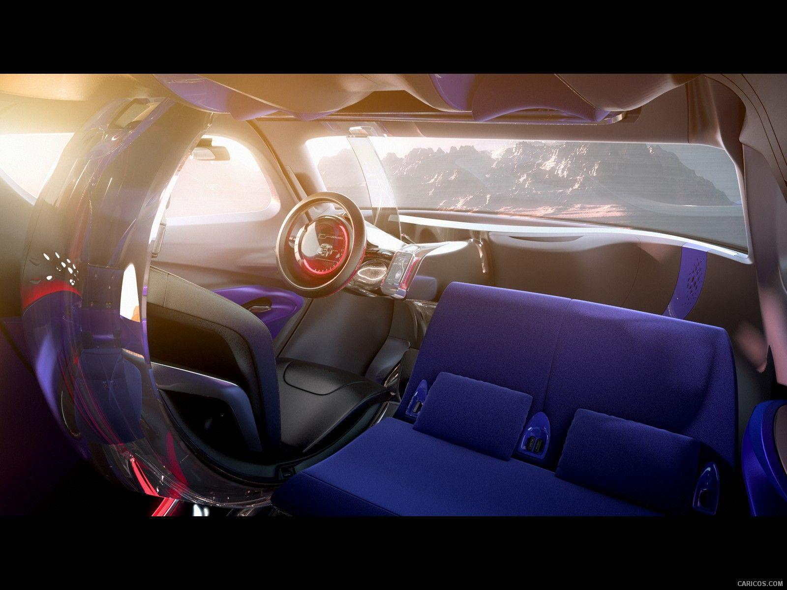 2011 Citroen Tubik Concept