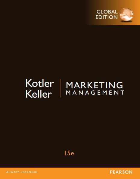 Marketing Management By Philip Kotler 15th Edition Pdf Free Download