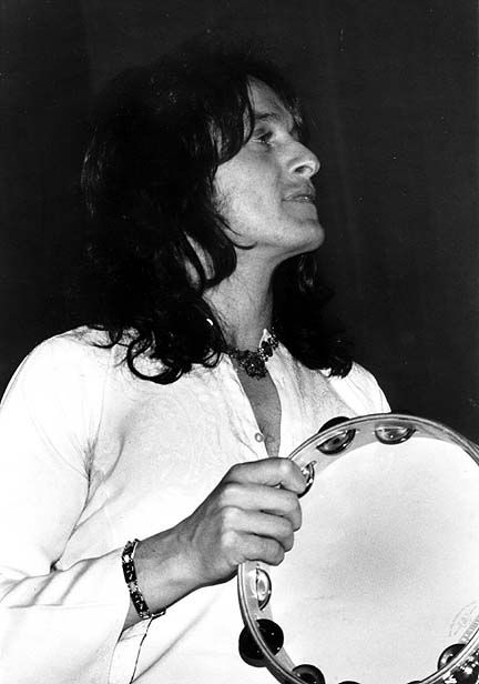 Jon Anderson from YES