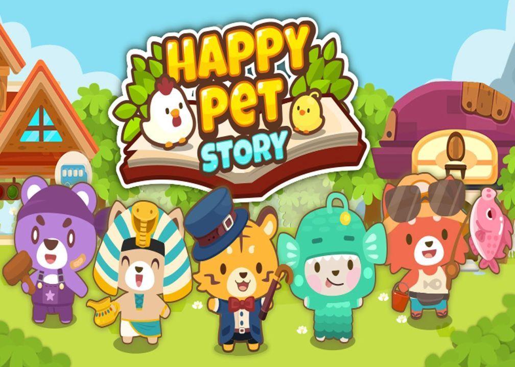 Happy Pet Story: Virtual Pet Sim : Money Mod : Download APK