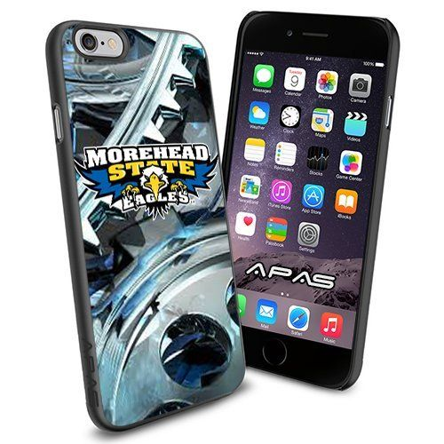 Morehead State Eagles NCAA Silicone Skin Case Rubber Iphone 6 Case Cover Black color [ Original by WorldPhoneCase ] WorldPhoneCase http://www.amazon.com/dp/B0133PD1CW/ref=cm_sw_r_pi_dp_XCW3vb19P65ZJ