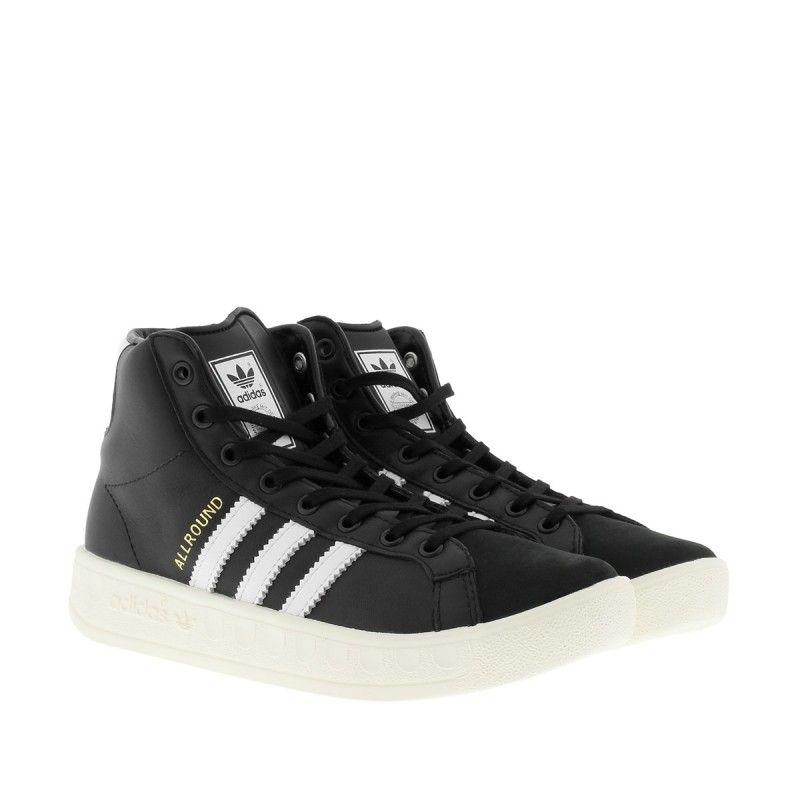 9fefeee53e6a Wir haben adidas Originals Sneakers - Allround OG High Top Black White - in  schwarz
