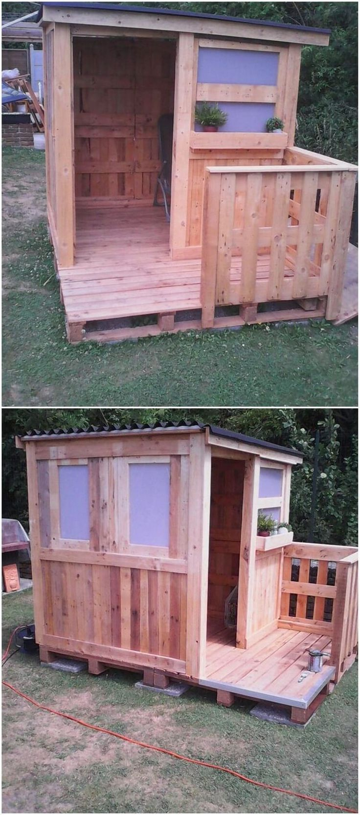 Creative diy pallet ideas to try this weekend try in 2020