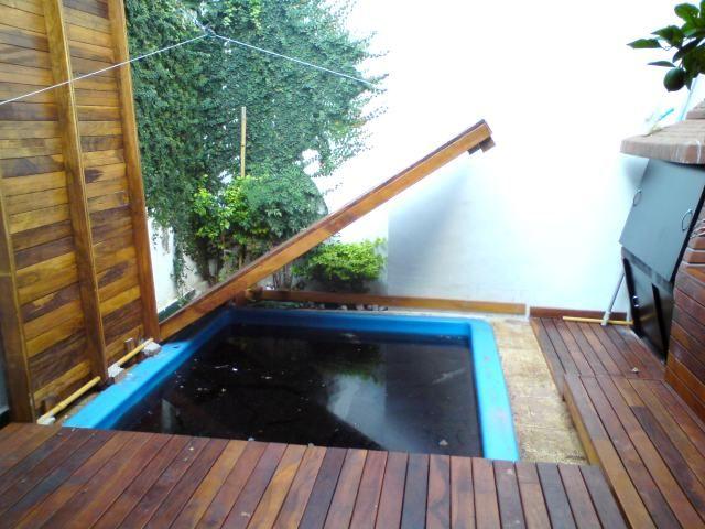 Decks con pileta construccion de decks instalacion de for Construccion de piletas