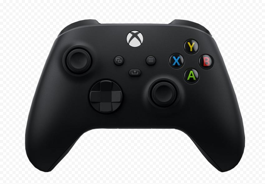 Front View Microsoft Xbox Series X Controller Xbox Microsoft Control