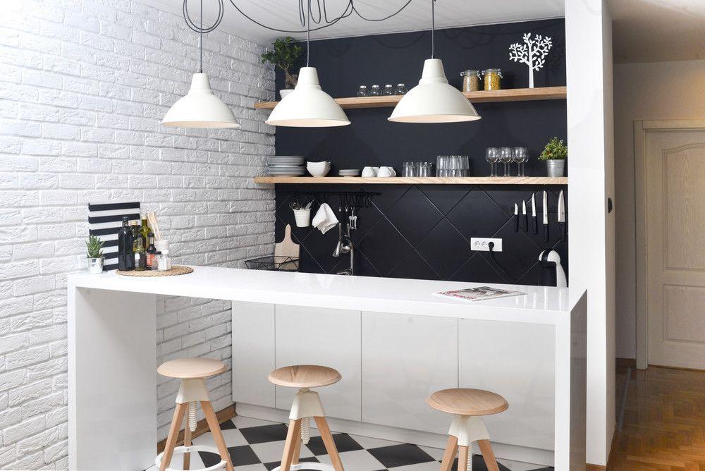 Küche Alternative zu Fliesen | KÜCHENRATGEBER | Pinterest | Kitchen ...