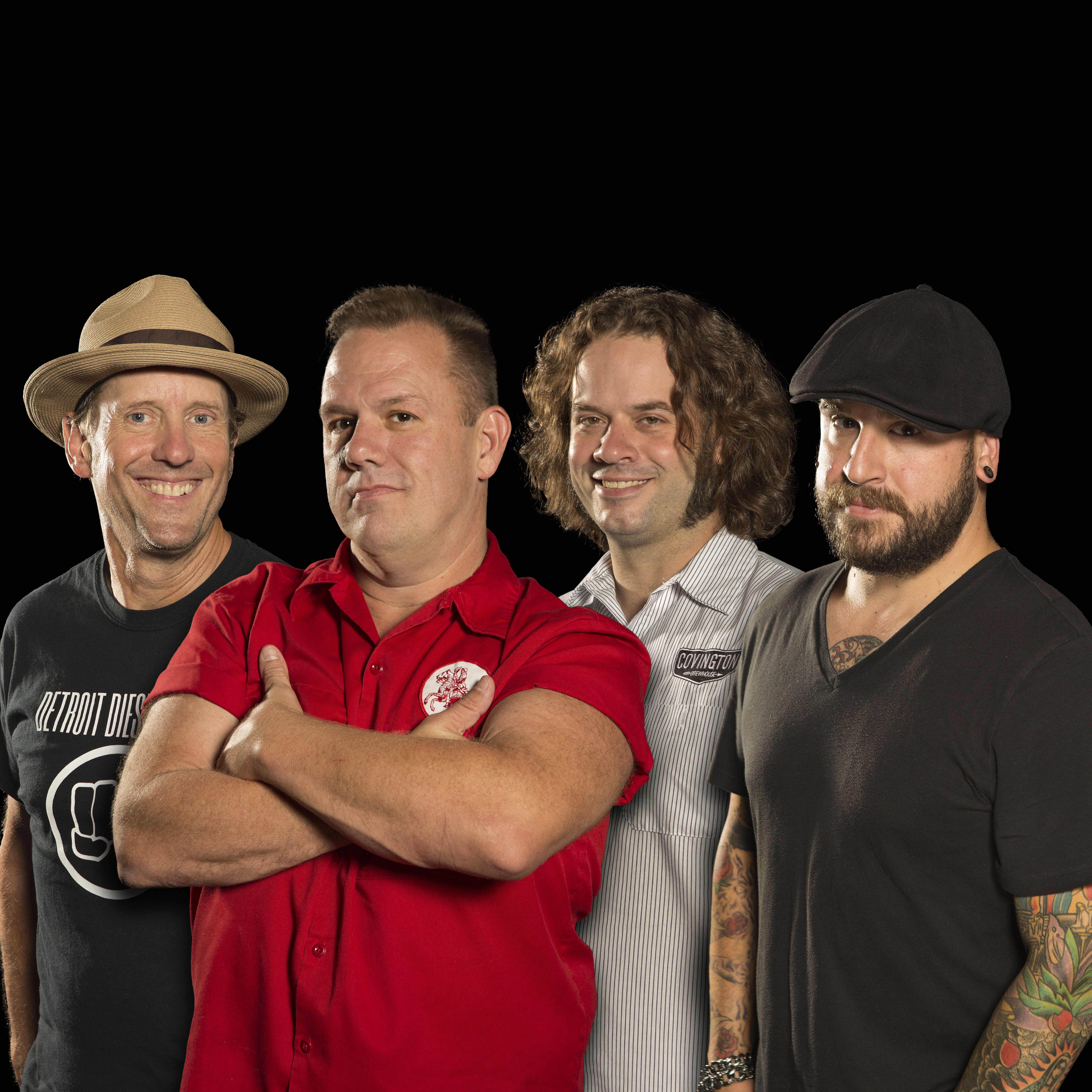 cowboy mouth the dirty dozen brass band. Black Bedroom Furniture Sets. Home Design Ideas