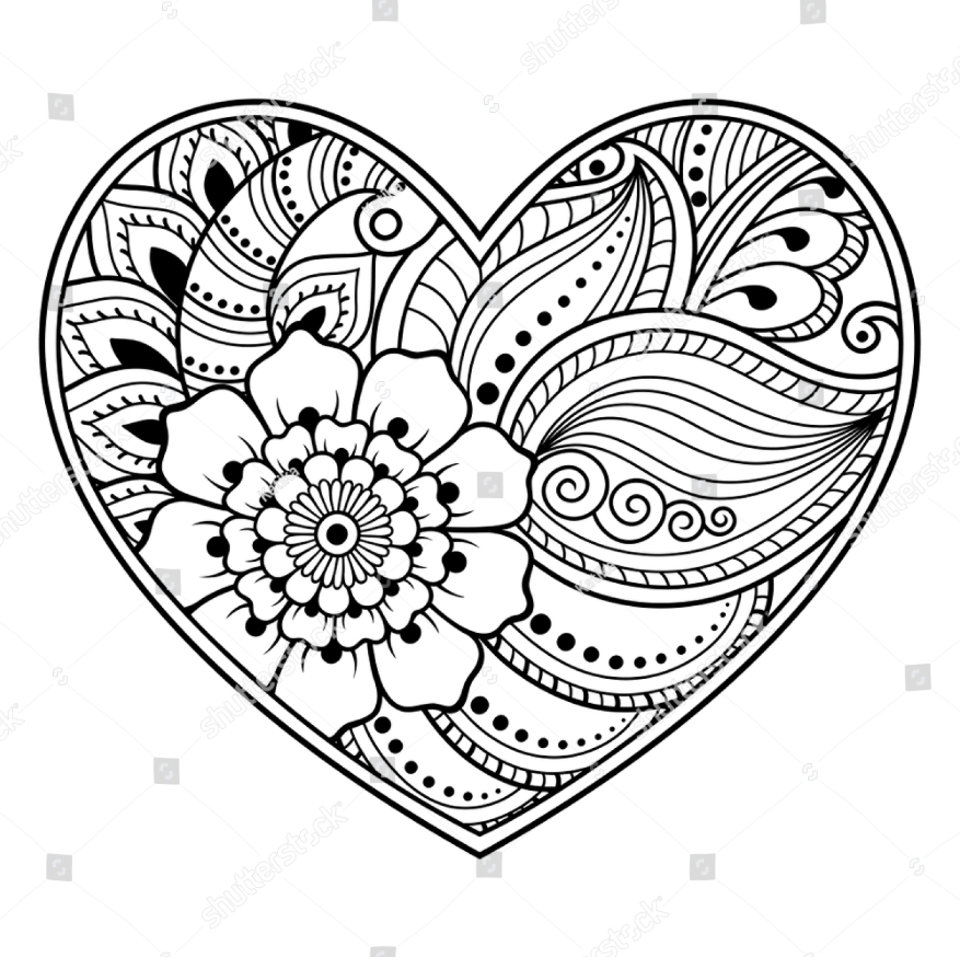Mandalas Coloring Pages In 2020 Mandala Coloring Pages Henna Drawings Flower Pattern Drawing