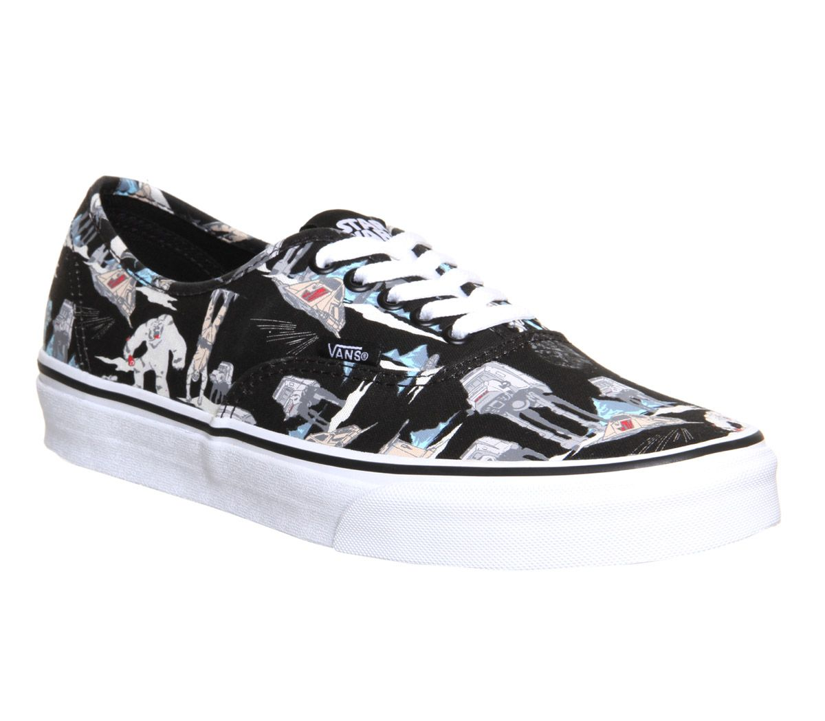 408d3427e1032f Vans Authentic Star Wars Darkside Planet - Unisex Sports