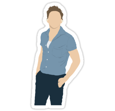 Niall Horan Sticker By Eversinceny In 2021 One Direction Drawings Niall Horan One Direction Art