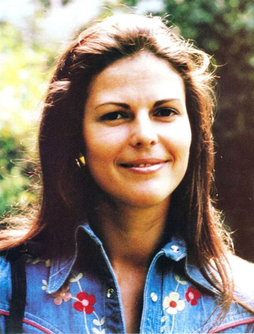 readyforroyalty: Young Queen Silvia   Royals in the past ...