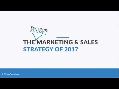 What's working for FixYourFunnel in 2017 | Fix Your Funnel