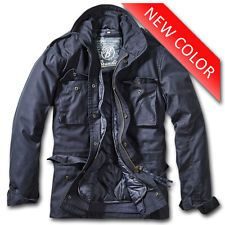 Image result for military combat field jacket dark blue