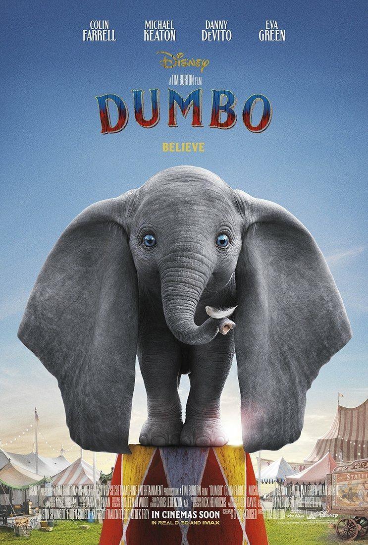 Dumbo #filmposters