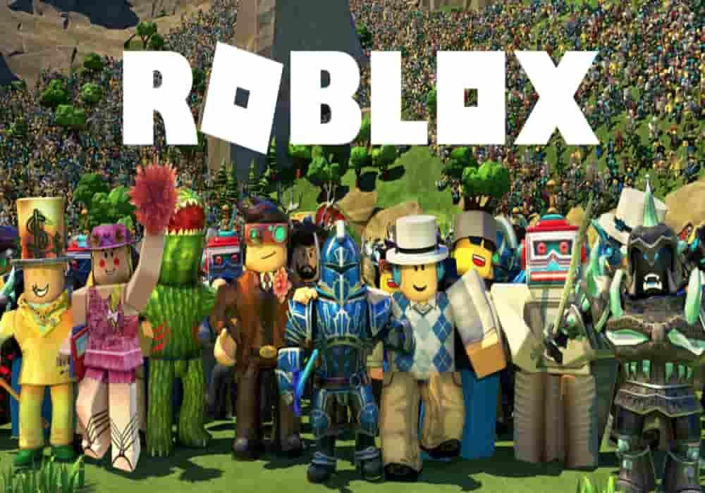Roblox Permainan Game Sosial Online Multiplayer Secara Massal