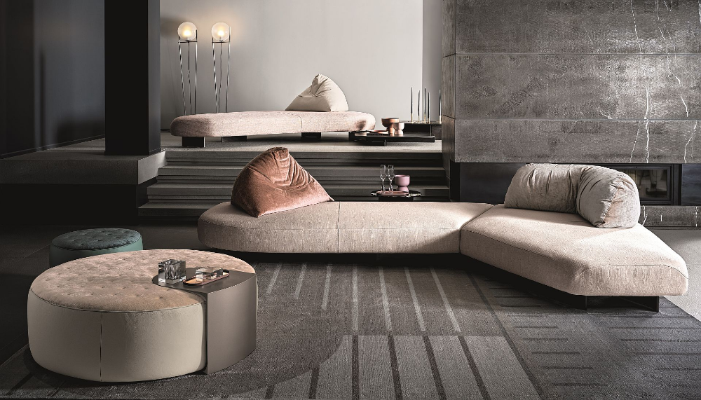 Papilo Ditre Italia Luxury Italian Furniture Italian Leather Sofa Contemporary Furniture Design