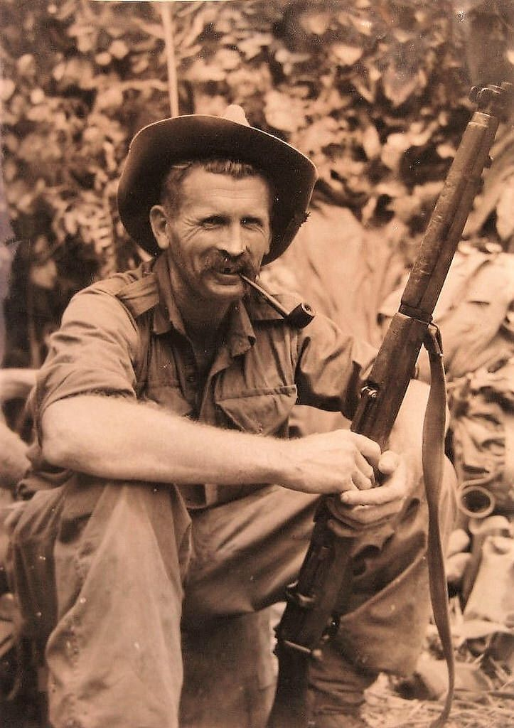 John Charles Plater  NX69010 - WW2