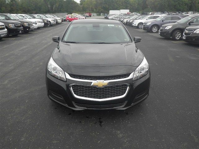 2014 Chevrolet Malibu Black Granite Metallic 16707419 Internet
