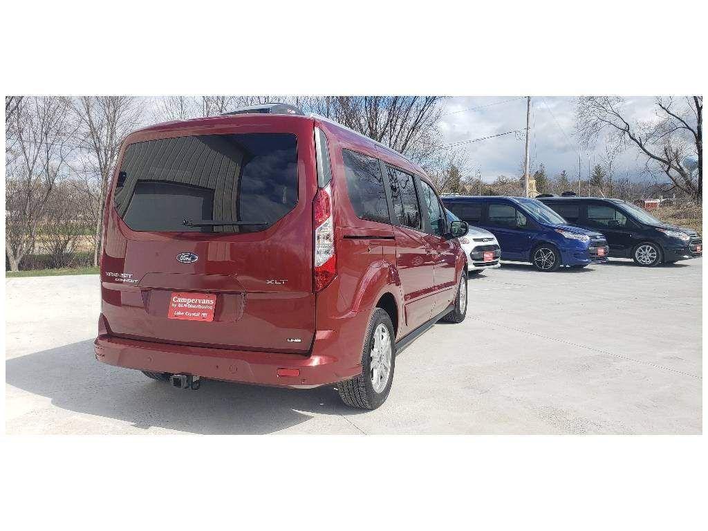 2019 Ford Transit Connect Campervan Sale Rvtrader Com Dlm