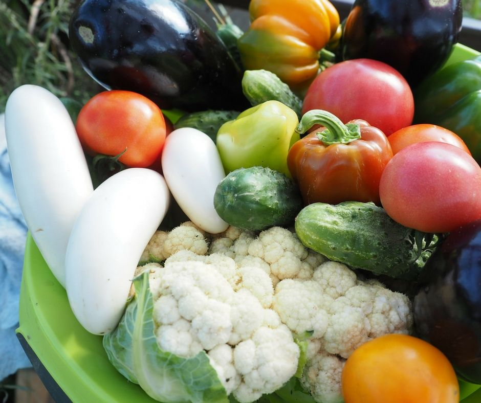 How to preserve fruits and vegetables vegetables