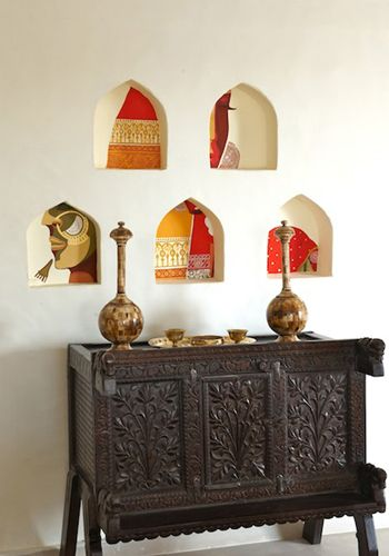 This heritage hotel interior will surprise you for sure for Hotel decor for home