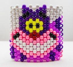 Rave Kandi Kuffs Cheshire Cat