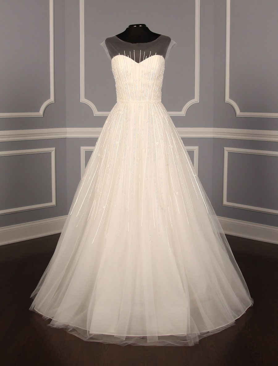 Austin Scarlett Aurora Wedding Dress | Discount designer wedding ...