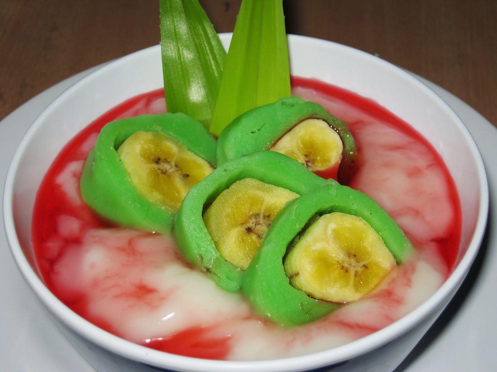 Cara Membuat Es Pisang Ijo Resep Resep Masakan Indonesia Resep Masakan Indonesia