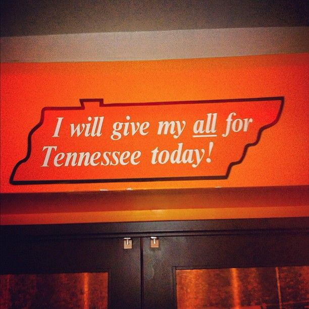 Go Vols Tennessee Football Football Party Gifts Rocky Top Tennessee