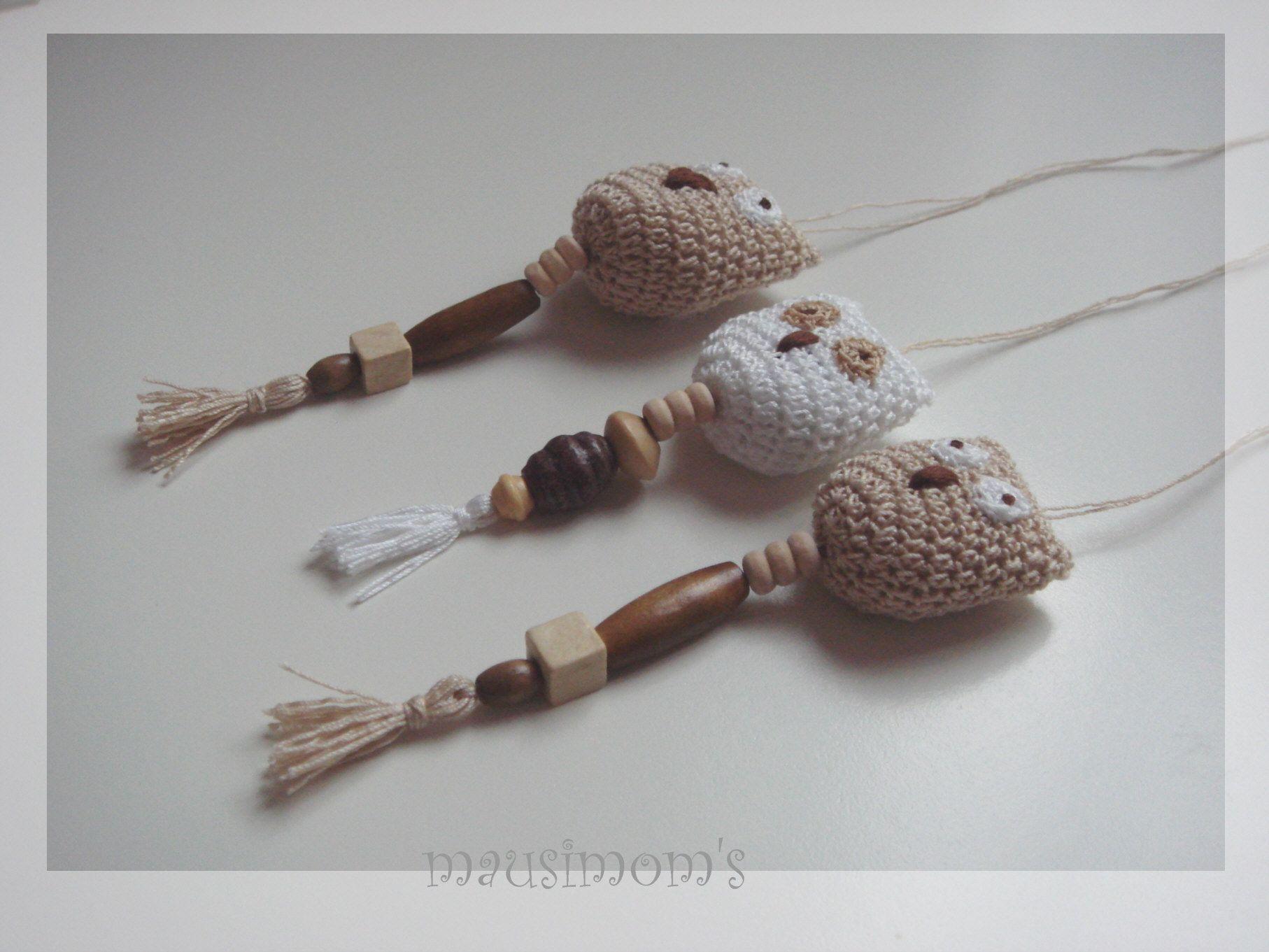 Pin von Hildt auf Crochet Keychain Animals   Pinterest   Häkeln ...