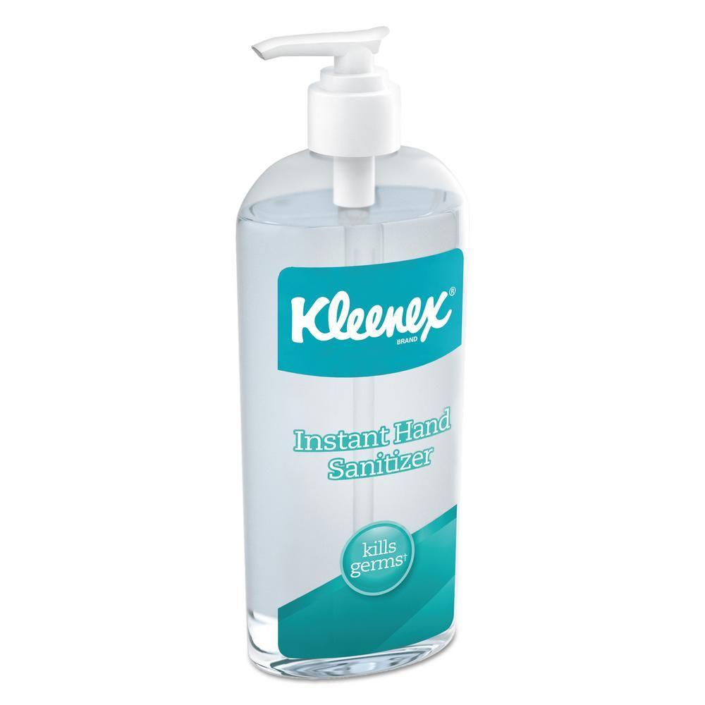 Kleenex 8 Oz Instant Hand Sanitizer 12 Per Carton Hand