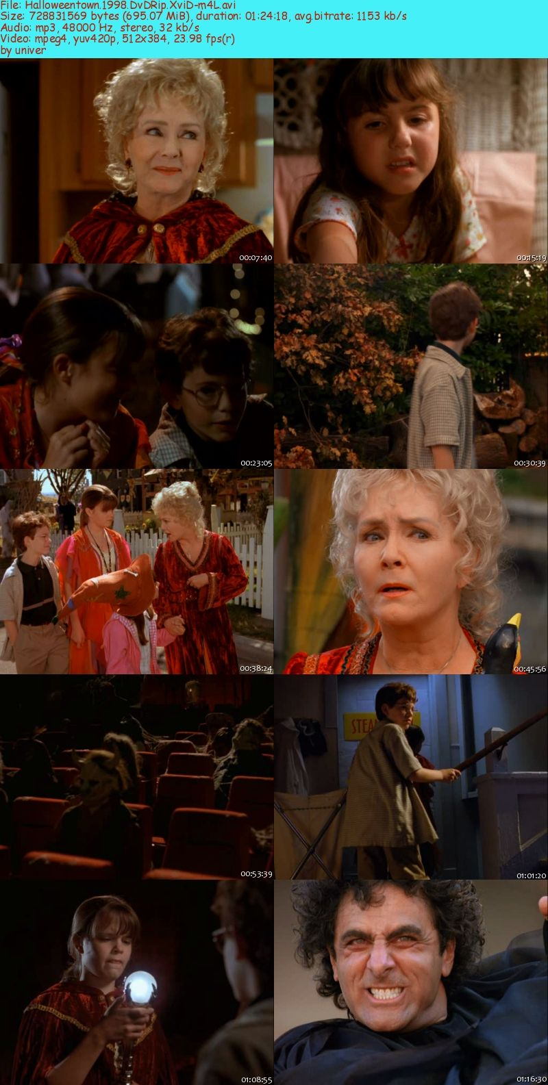 Halloweentown 1998 Movie marnie dylan and sophie piper