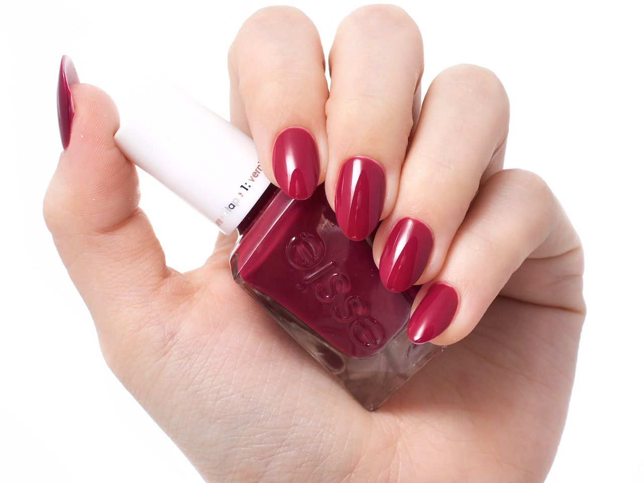 Essie Bridal Gel Couture Nail Polish in Berry In Love | UÑAS ...