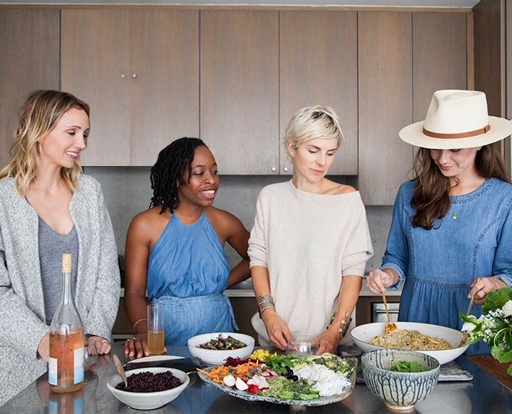 Lacy Phillips Meredith Baird Erica Chidi Cohen Suzanne Hall